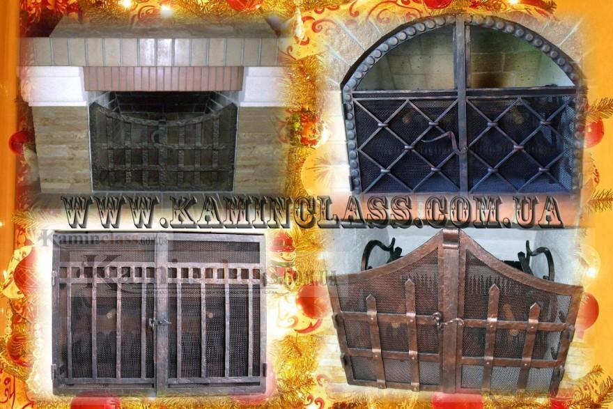 Художественная Ковка , защитная решетка для камина и колосник, набор барбекю